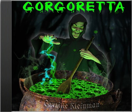 Gorgoretta The Wicked Witch Audiobook